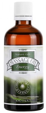 NATURE GIFT MASSAGE OIL  ENERGY 100 ml
