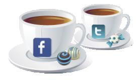 Napojenie na sociálne siete