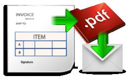 Správa objednávok a faktúr