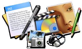 Správca obrázkov a súborov