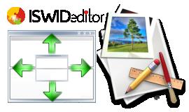 Unikátny ISWID editor