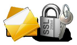 Vlastné e-mailové schránky